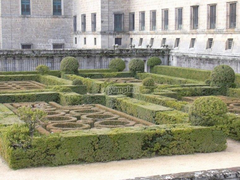 Jardines El Escorial