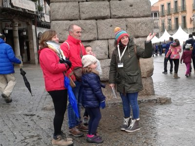 Visite guidate private di Segovia 2-3 ore
