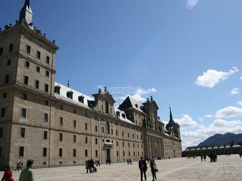 Visita El Escorial
