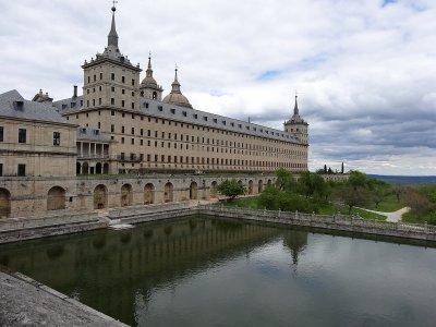 El Escorial修道院学院导览游
