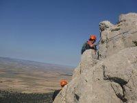 Momentos de escalada