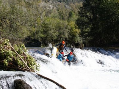 Los Cauces Rafting
