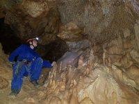 En la gruta