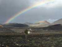 Under rainbow