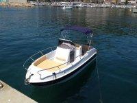 Enjoy sailing alone