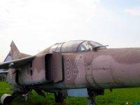 Avión militar de la Guerra Fría