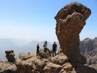 Formaciones sorprendentes en la roca