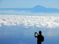 Senderismo en los volcanes