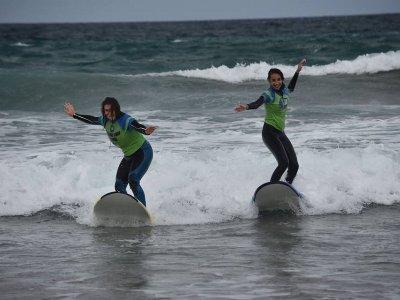 Surf camp a Teguise 5 notti e 3 lezioni