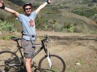 Montaña en bici