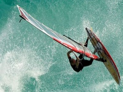 Beach & Escolas Windsurf