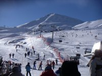 Clases de esquí en Valdesquí o Navacerrada 2h
