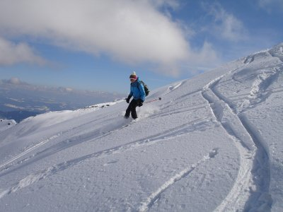 Clases de esquí en la sierra madrileña, 3 horas