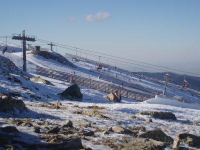 Clases de esquí en Navacerrada o Valdesquí, 4h
