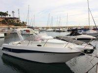 Embarcacion de alquiler en Alicante