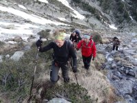 Hiking in the Pyrenees Aragones
