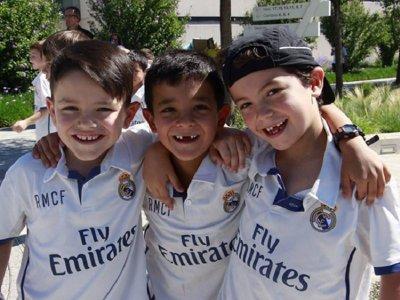 Campus Soccer Real Madrid Ávila Foundation esterno
