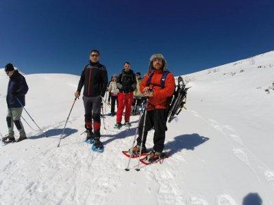 León Aventura Raquetas de Nieve
