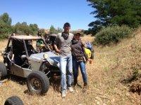 Nos vamos al campo en buggy