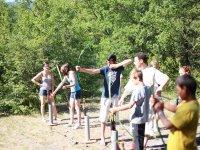 Shooting in groups