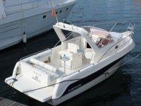Barco en el puerto de Orihuela