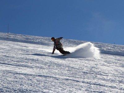 Escapada de nieve a Vars-Risoul en Reyes 7 noches