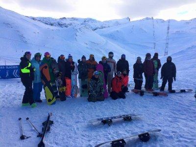 Pack clases de esquí en Vars-Risoul 1 semana 12h