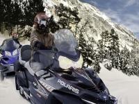 北极星雪地车