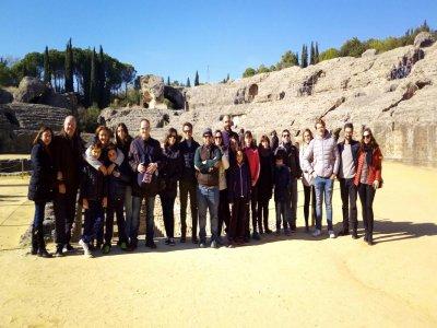 Visita guiada conjunto arqueológico de Itálica 2h
