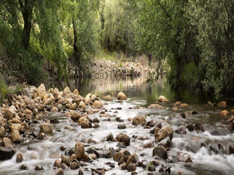 Urdano river