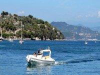navegando por la isla