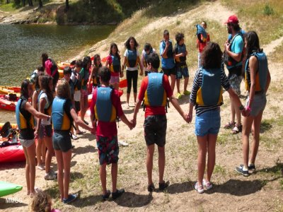 Osteo Sport GymRock Campamentos Multiaventura
