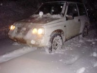 La aventura en invierno