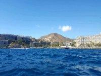 Alquiler embarcación Canarias por 2h, temp. alta