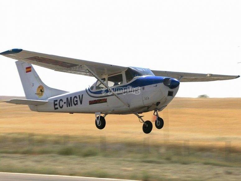 飞机跳伞里昂