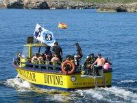 在S'Algar 2h乘船游览浮潜