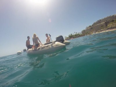 Rent a boat in Canarias, 3h, high season