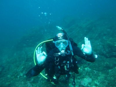 PADI高级开放水域课程Estepona
