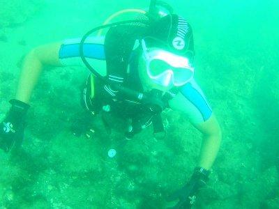 埃斯特波纳的PADI救援潜水员课程