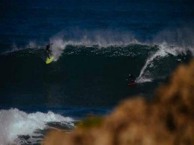 Perfeccionamiento surf San Vicente Barquera 2 días