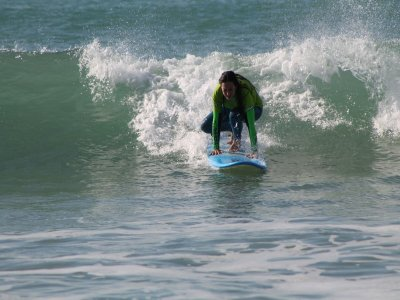 Alquiler de equipo de surf en La Barrosa medio día