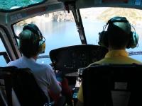Vuelo panorámico en helicóptero desde Vielha