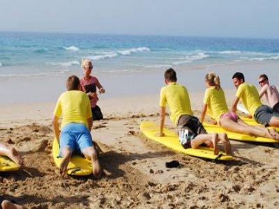 Davinga Surf School Campamento de Surf