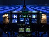 Simulador de vuelo en helicóptero en Sabadell