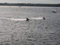 velocidad motos de agua