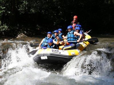 Escola de Muntanya El Pont de Suert Rafting