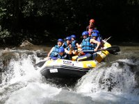 Rafting en el Noguera