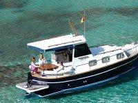 Relajantes paseos en barco