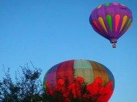 despegue globos aerostaticos
