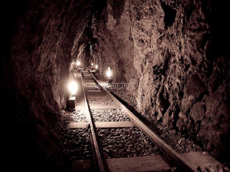 Galerias de las minas